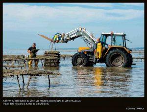 9 tramaux métier mer
