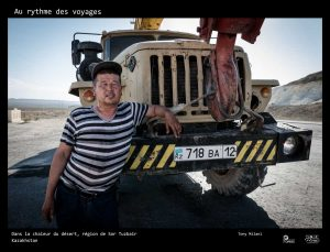 tony au rythme des voyages sor tuzbair kazakhstan