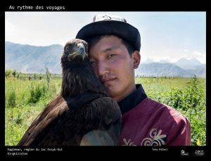 tony au rythme des voyages eagleman kirghizistan
