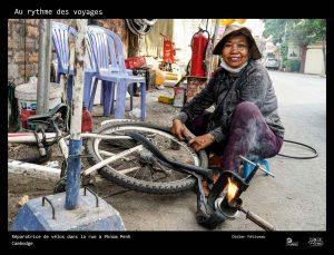 didier au rythme des voyages reparateur de velo cambodge