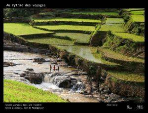 alain au rythme des voyages riziere madagascar