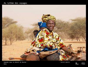 yannick au rythme des voyages femmes nomade mali