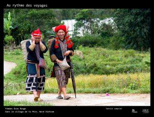 yannick au rythme des voyages femmes dzao rouge