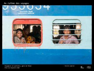 yannick au rythme des voyages train patan inde
