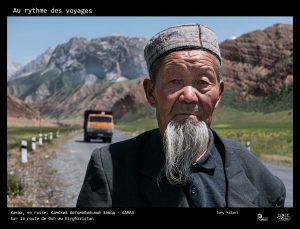 tony au rythme des voyages kamaz kirghizistan