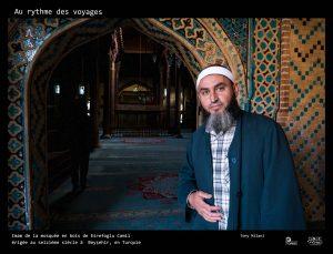 tony au rythme des voyages mosquée esrefoglu turquie