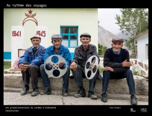 tony au rythme des voyages projectionniste tadjikistan