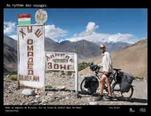 tony au rythme des voyages pedr anglais tadjikistan